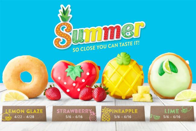 KrispyKreme_SummerSeries
