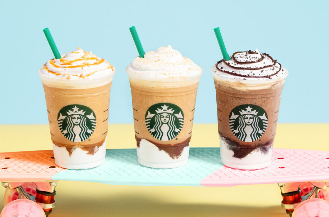 Starbucks Launches Summer Menu With New And Returning