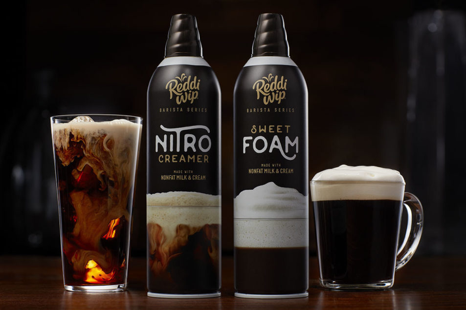 Reddi-wip launches Barista Series of cream-based products ...