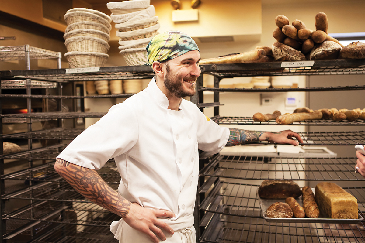 Leading bakers embrace new options of specialty grains and