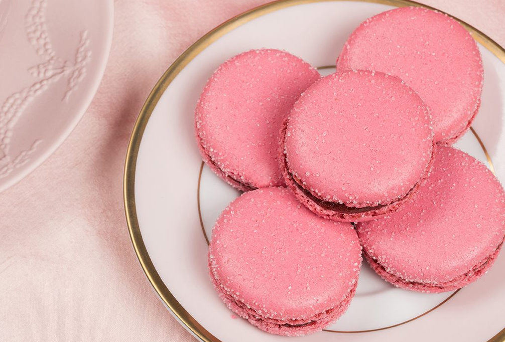 Laduree_PinkMacarons
