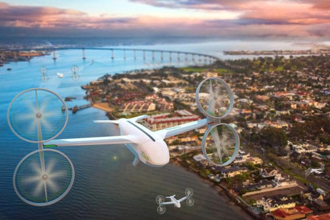 UberEats_Drones