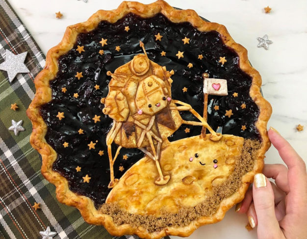 Apollo11MoonLandingPie