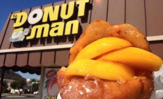 Donutman_peach