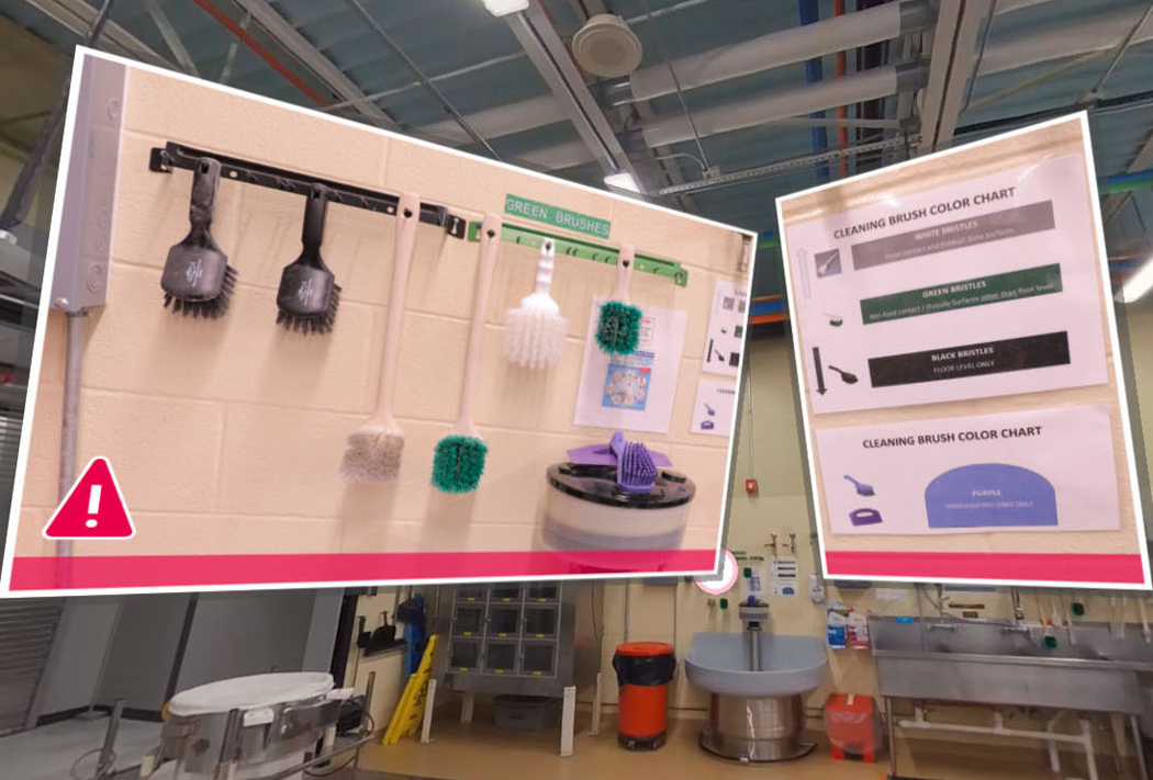 AIB International to showcase immersive training simulation