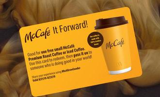 Mccafeitforward