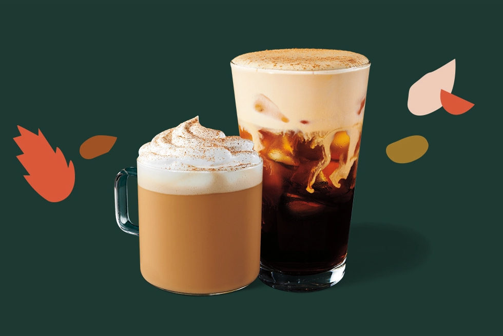 Starbucks_PumpkinBeverages