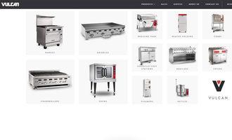 Vulcanwebsite