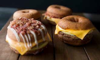 Duckdonuts obxsandwiches