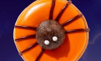 Dunkin spiderdonut