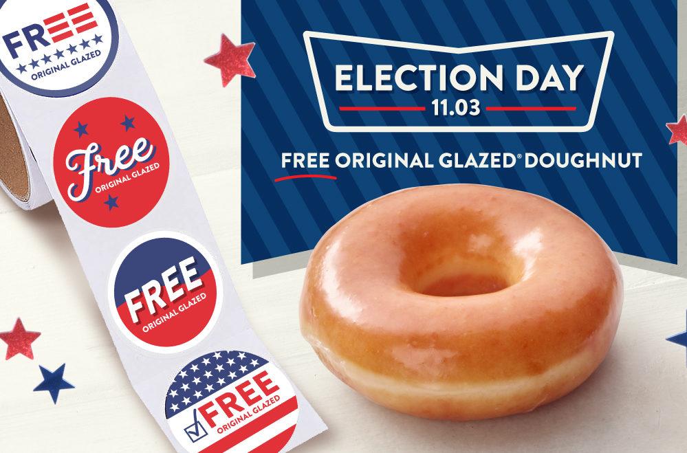 KrispyKreme_ElectionDay