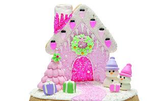 Bakerybling pinkchristmas