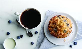 Cornerbakery coffeemuffin