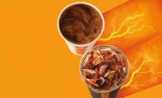 Dunkin extrachargedcoffee