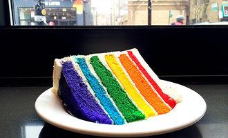 Goddessandgrocer rainbowcake