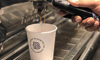 Parisbaguette coffeepour