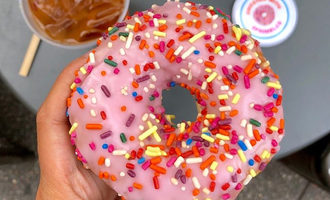 Dunkin freedonut