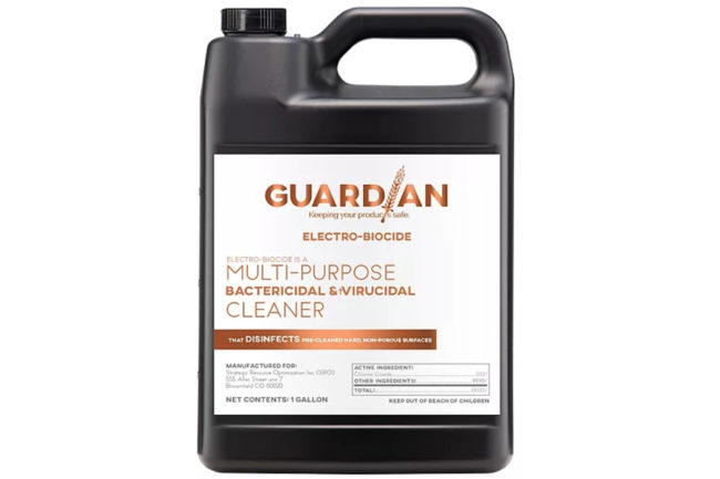 GuardianElectroBiocide