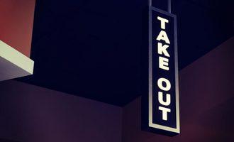 Takeoutsign