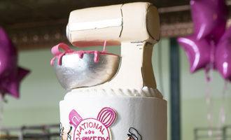 Natlbakeryday cake