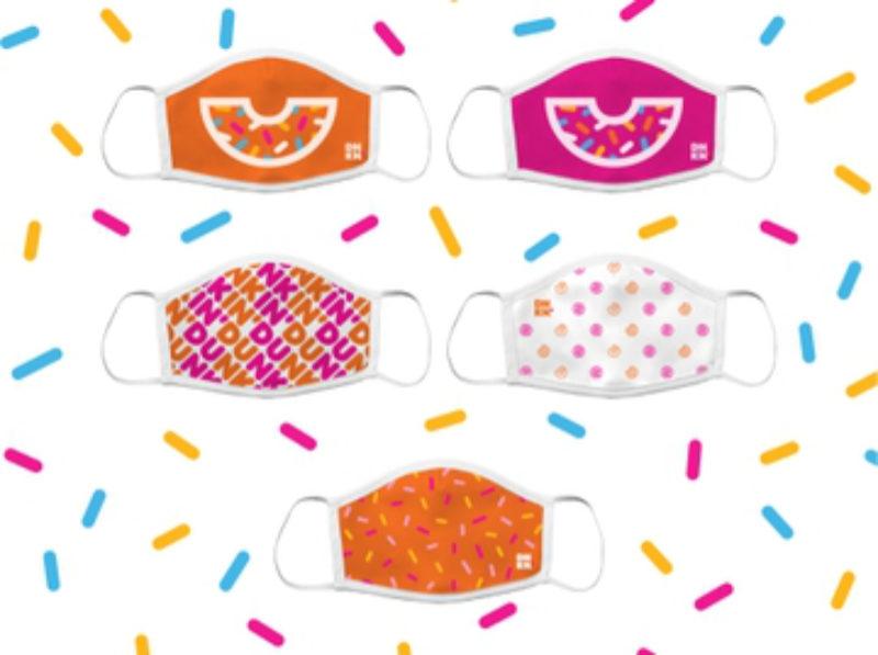Dunkin mask