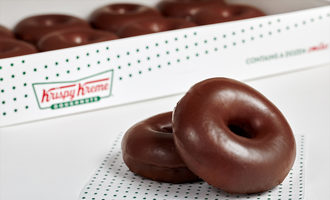 Krispykreme chocolateglazed
