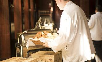 Servingbread