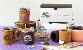 Thedirtycookie decoratingkit