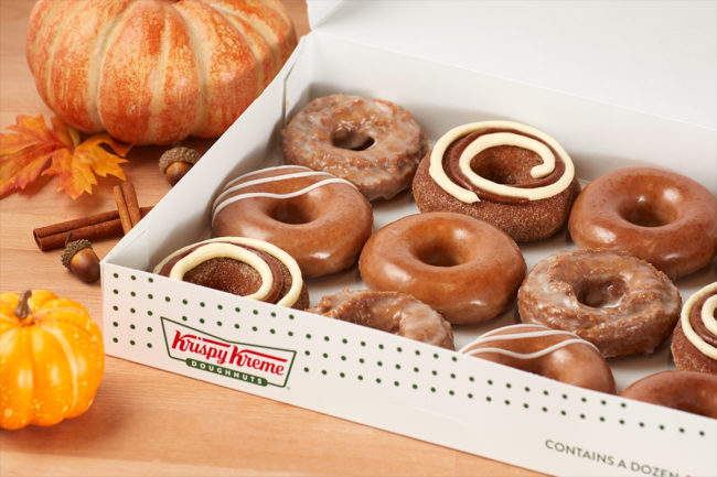 KrispyKreme_PumpkinSpiceCollection