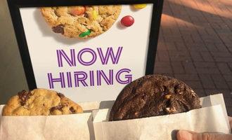 Insomniacookies hiring
