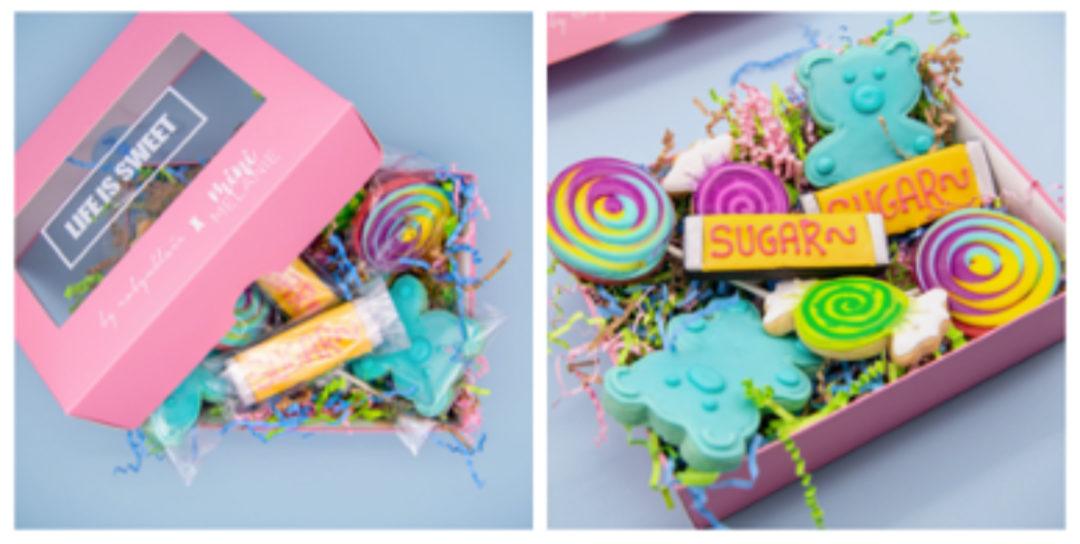Mini Melanie Candy Cookie Box