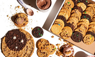 Insomniacookies products