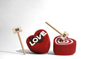 Love pairofhearts