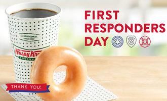 Krispykreme firstrespondersday