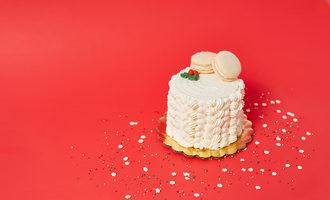 Bisousbisous holidaycake