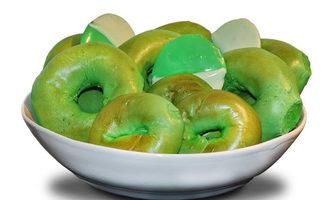 Bagelboss green