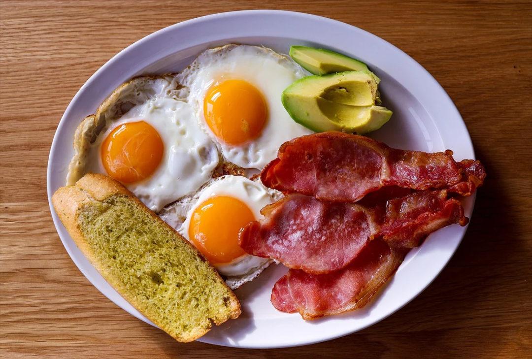 BreakfastPlate
