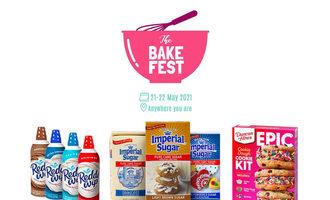 Bakefest sponsors