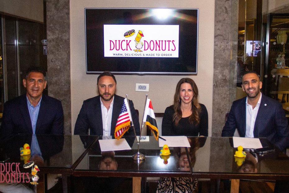 DuckDonuts_EgyptSigning