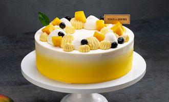 Touslesjours mangocloudcake