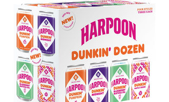 Harpoon dunkindozen