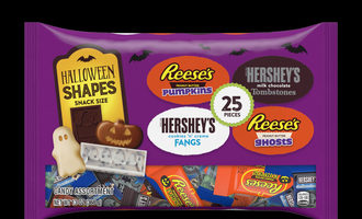 Hershey halloweenshapes