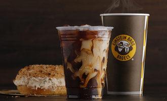 Einsteinbros hoticedcoffeebagel
