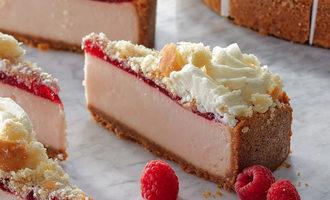 Usfoods raspberrydonutcheesecake