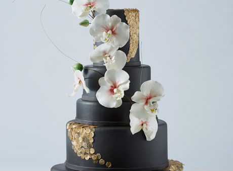 From Treehouse Weddings To Gemstone Wedding Cakes Cake Decorating Extraordinaire Mark Seaman Predicts A Natural Look Design Trends In 2017