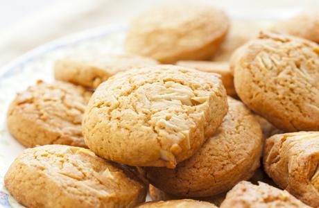Песочное медовое печенье рецепт с фото