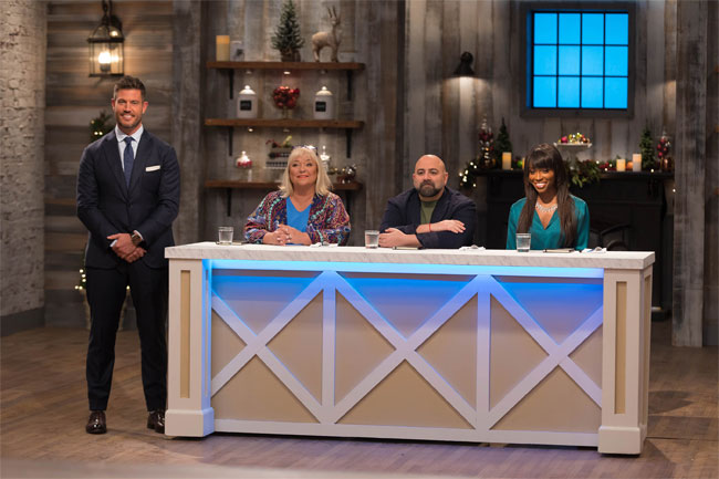 Food Network To Premiere New Seasons Of Holiday Baking Championship