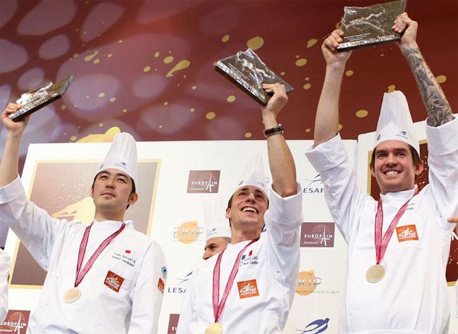 Europain 2018 hosts Masters de la Boulangerie baking competition