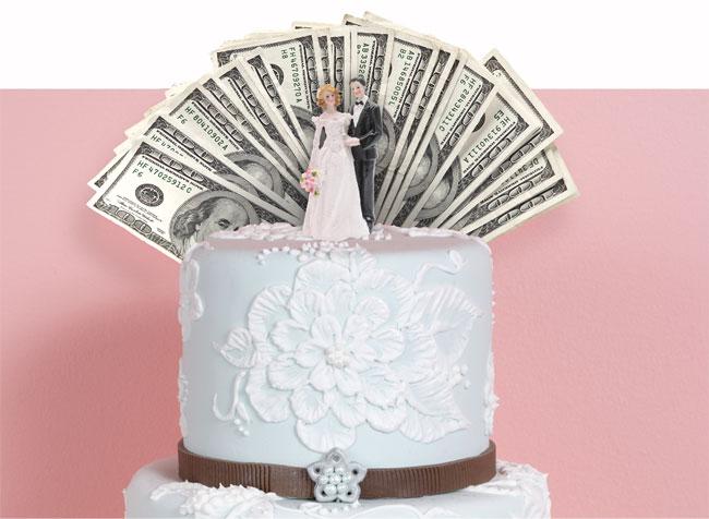 Average Wedding Cake Cost.Making Money On Wedding Cakes Bakemag Com June 09 2017 13 49