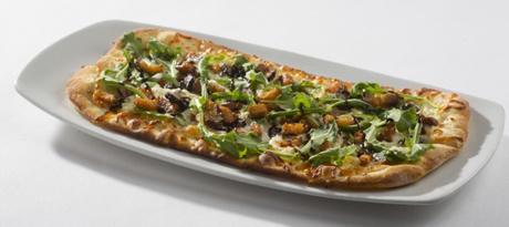 Oggi's Pork Belly Flatbread